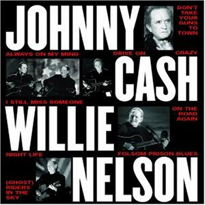 Johnny Cash & Willie Nelson - VH1 Storytellers