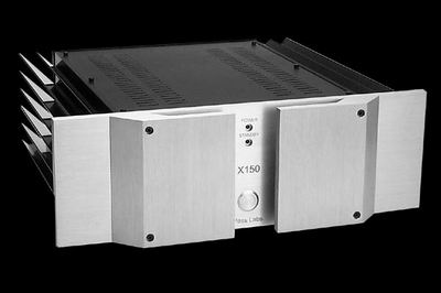 Stereotimes Pass Labs X150 Stereo Amplifier
