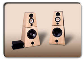 Taylo Reference One Loudspeakers