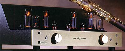 conrad johnson classic Cav50