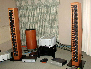Nearfield Acoustics Pipedream System